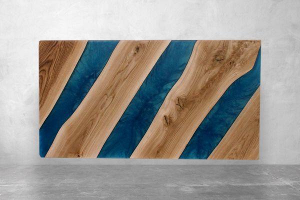 Couchtischplatte aus Eiche - Vidar - Laenge 110 cm - front view1