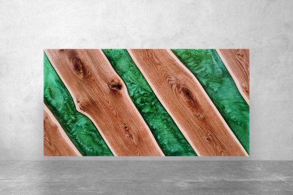 Couchtischplatte aus Eiche - Baldur- Länge 110 cm - front view1