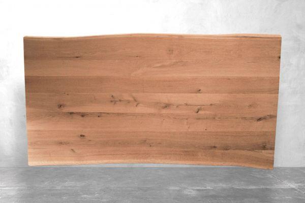 SOW Eiche Tischplatte - front view1
